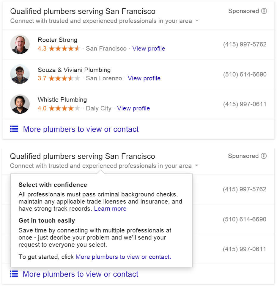 Google Changes on the Horizon for Home Service Providers