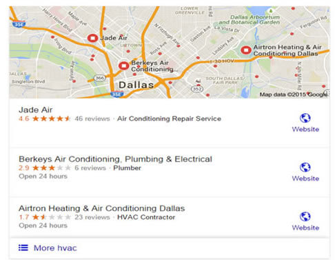 Google Shakes Up Local Search Again