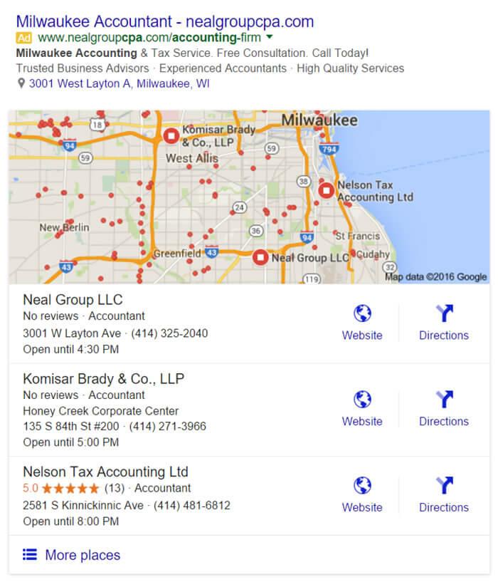 Google-Local-3-Pack-Listings