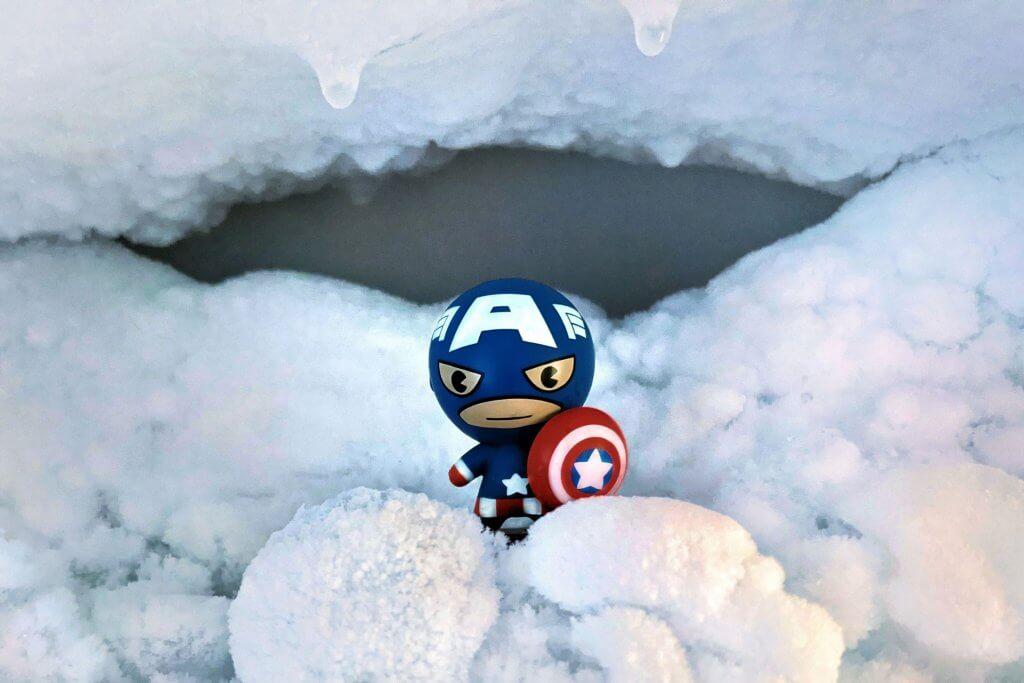 Captain America from Marvel